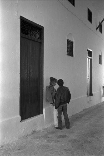 Avant-le-couvre-feu,-Torremolinos,-Aout-1994