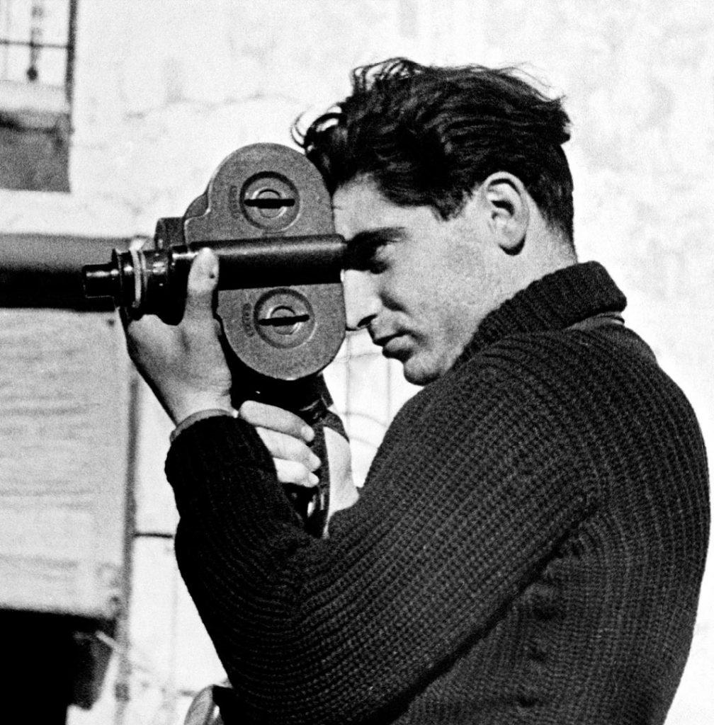 Né un 22 octobre : Le photographe Robert Capa