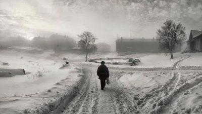 Carte blanche à Olivier Bourgoin : La rencontre définitive avec la photographie, Pentti Sammalahti