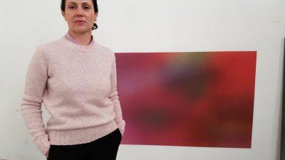 Rencontre avec l'artiste Isabelle Cornaro exposée au MRAC Occitanie et à Paris