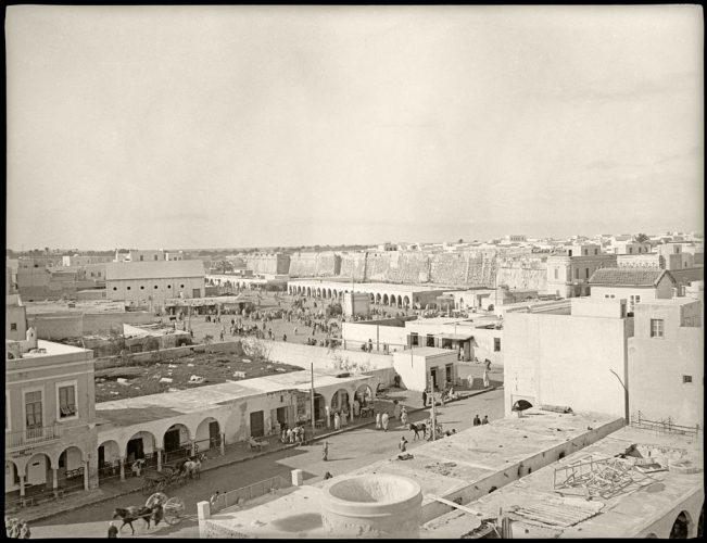 4-janv-1912_Place-du-Pain-Tripoli_BnF