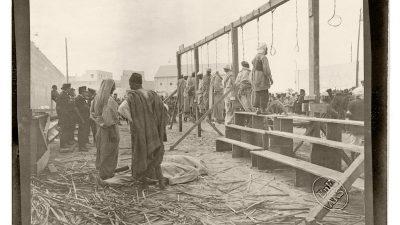 Réveiller l'archive d'une guerre coloniale, prémices de la Grande Guerre