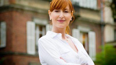 Rencontre avec Sandra Hegedüs, fondatrice de SAM Art Projects à OVNi festival Nice