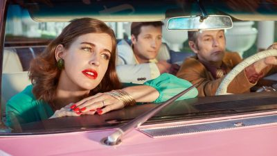 Kourtney Roy, Go The Extra Mile <br>Un Road Trip à Las Vegas