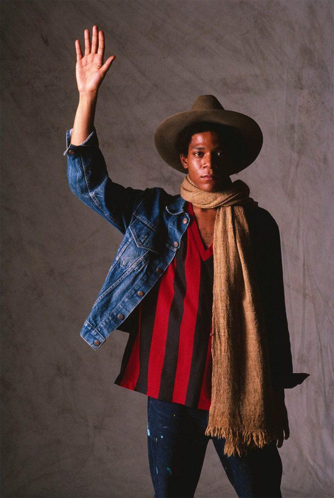 f6a4bc18 Jean-Michel Basquiat - Tokyo 1983 » © Yutaka Sakano / Courtesy Galerie  Patrick Gutknecht