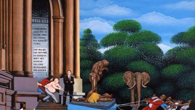Réouverture de l'AfricaMuseum, la décolonisation au coeur