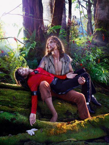 David-Lachapelle---American-Jesus