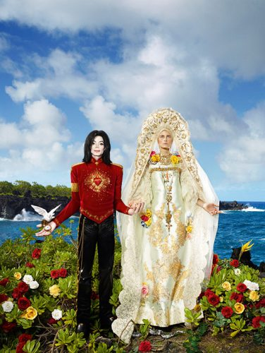David-Lachapelle---The-Beatification