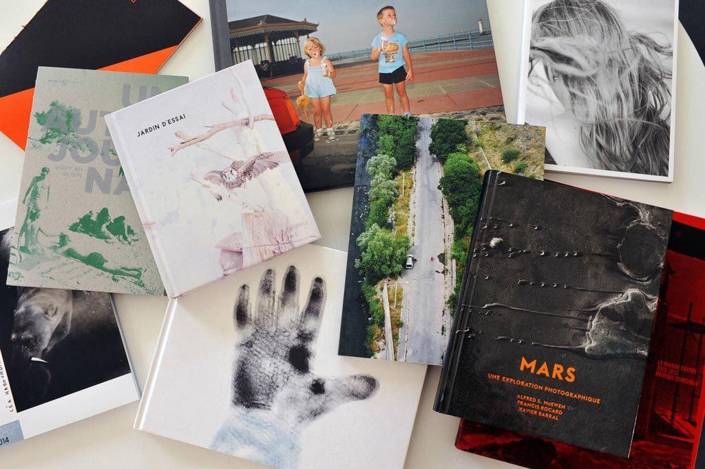 Carte blanche à Arnaud Bizalion : Le premier salon du livre à Marseille RUSH Photobook