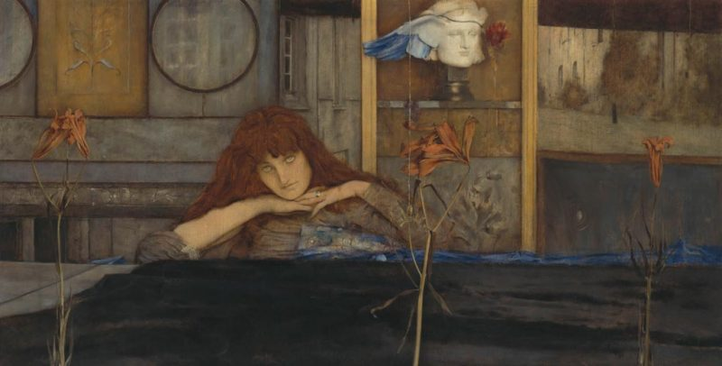 11.-Khnopff---I-Lock-My-Door-Upon-Myself,-Crédit-Photo-BPK,-Berlin,-Dist.RMN-Grand-Palais-images-BStGS