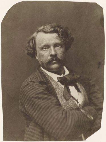 Autoportrait-Felix-Nadar-Getty