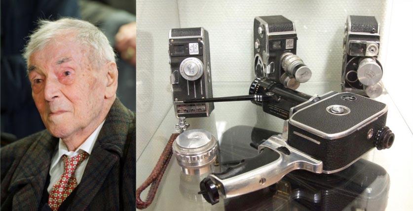 Disparition de Roger Cuvillier, inventeur du Zoom