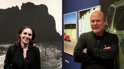À la conquête de l'Ouest : Entretien avec Monica Santos, scénographe et Jean-Christophe Béchet, photographe