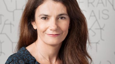 Entretien avec Anne Tallineau directrice de l'Institut francais