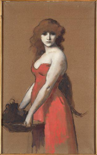 JJ-HENNER-_-HERODIADE,-vers-1887