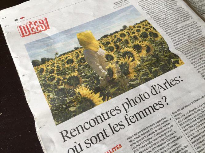 Lettre publiée dans Libération, 2018