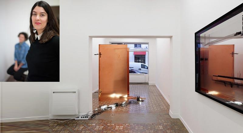 Rencontre avec Cécilia Becanovic, co-fondatrice et directrice de Marcelle Alix galerie, Paris