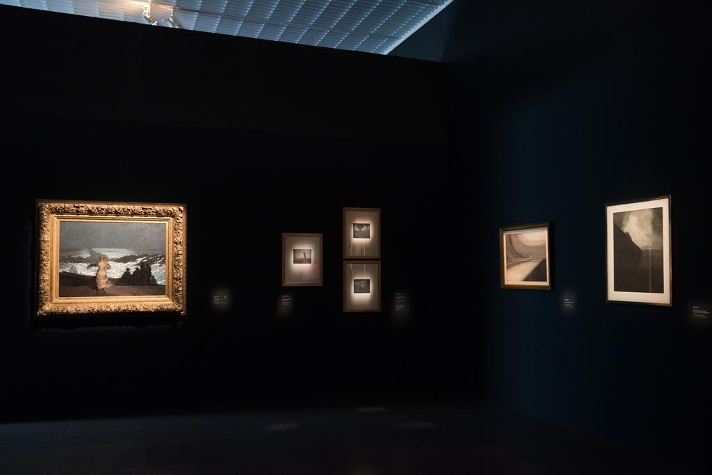 Peindre La Nuit Et Lee Ufan Au Centre Pompidou Metz 9 Lives Magazine