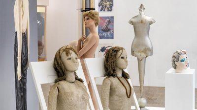 De la muse… au mannequin, l'atelier E.B à Lafayette Anticipations