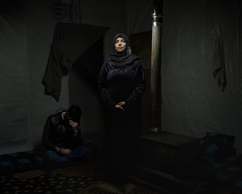 Denis Rouvre dévoile ses Unsung Heroes <br>Rajwa Mohamad Rahmoun