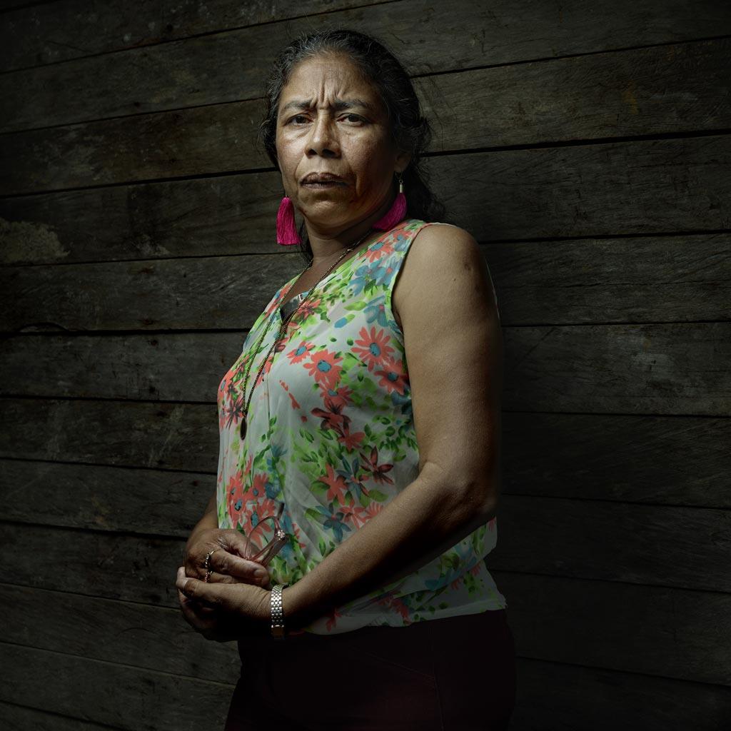 Denis Rouvre dévoile ses Unsung Heroes <br>Diana Patricia Solís