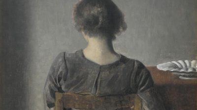 Les 50 nuances de gris d'Hammershøi au musée Jacquemart André