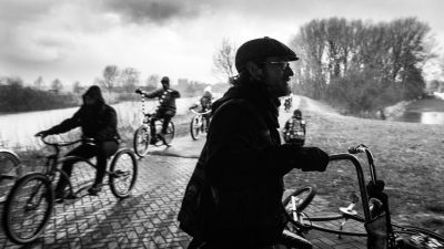 Carte blanche à Elisabeth Hébert : Brothers of cycles de Lionel Antoni, le dernier né des éditions Photopaper