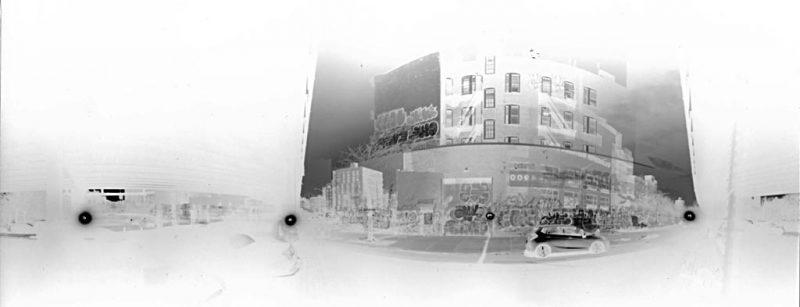 Claire-Lesteven_Sans-titre-(1-ÔÇô-Lun-19-mars-2018)_2018_Photographie-a¦Ç-multi-ste¦ünope¦üs_10-x-23-cm_Pie¦Çce-unique_Courtesy-H-Gallery,-Paris
