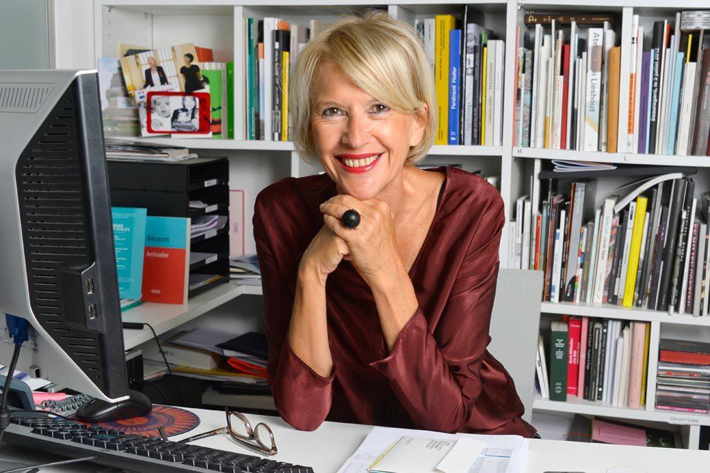 Rencontre avec Colette Barbier, directrice de la Fondation d'entreprise Ricard