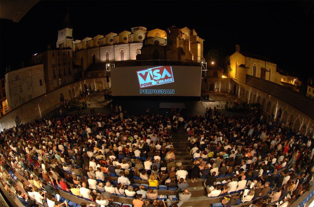 Carte blanche à Sylvie Grumbach : le Festival Visa pour l'image