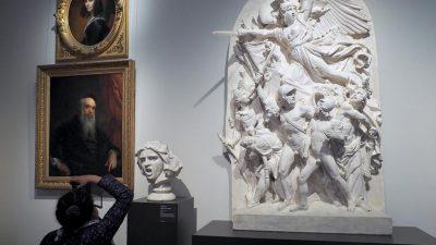 Réouverture du Musée des Beaux Arts de Dijon
