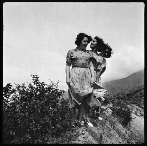 Galipán , colline El Ávila, Vargas, Venezuela, 1950 © Carlos Cruz-Diez
