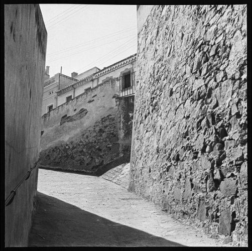 El Masnou, Catalogne, Espagne, 1955 ©Carlos Cruz-Diez