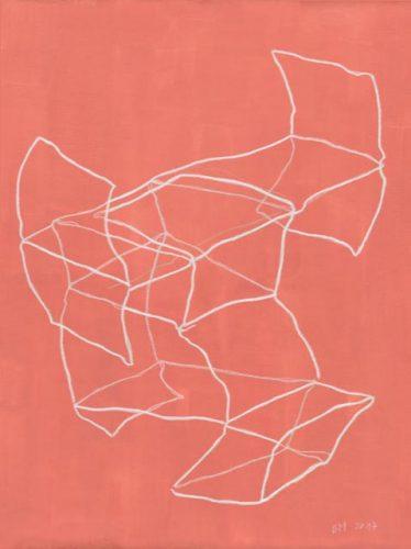Brigitte-Mahlknecht,-The-NY-Fast-A-rchitectur-#2,-2017,-crayon-de-cire-sur-papier-apprêté,-55,8-x-41,7-cm-©-courtoisie-de-l'artiste