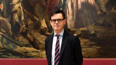 Rencontre avec Christophe Leribault, directeur du Petit Palais, musée des Beaux-Arts de la Ville de Paris