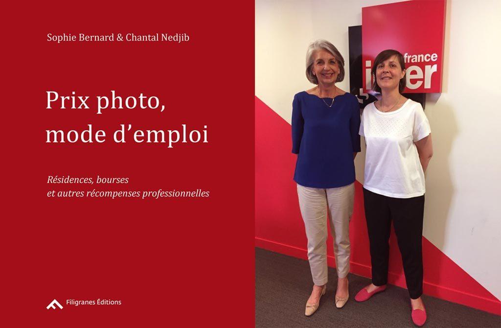 Prix Photo, Mode d'emploi aux éditions Filigranes