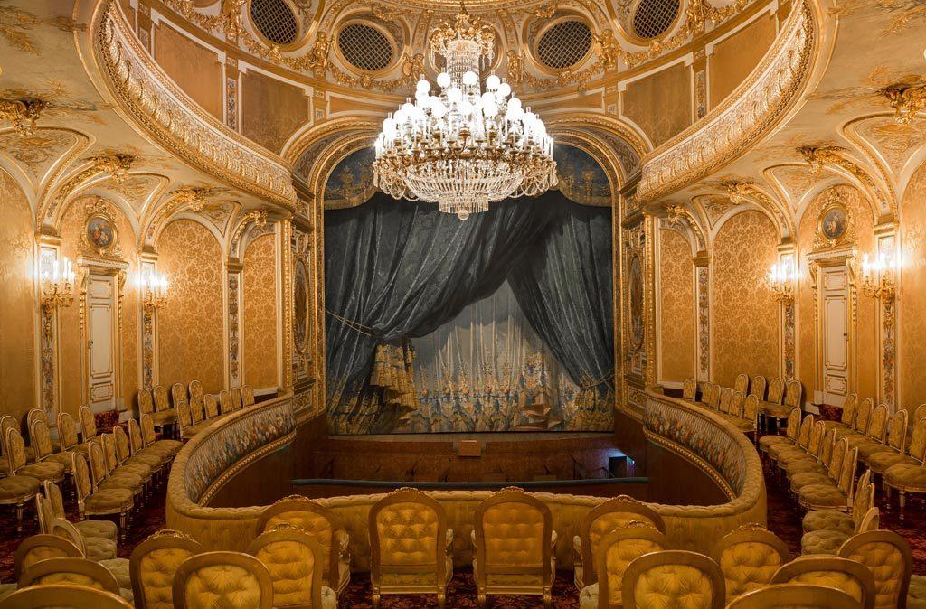 Abu Dhabi à la rescousse du Théâtre Impérial de Fontainebleau !