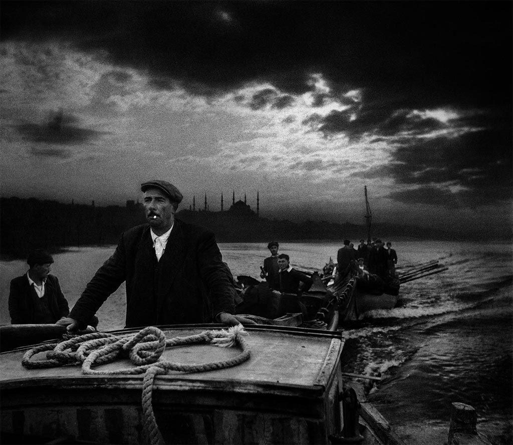 CultureSecrets & 9 lives vous invitent à une visite privée de l'exposition d'Ara Güler