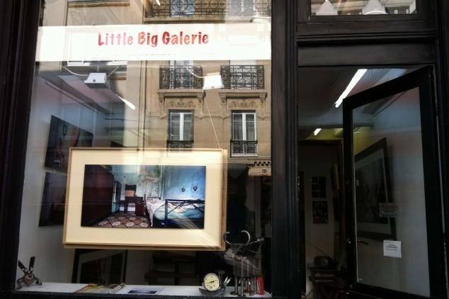 Besoin d'une galerie à Paris pour cet été ?