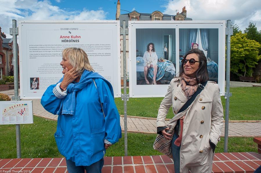 anne-khun Houlgate : Rendre visible les femmes photographes avec le festival 'Les femmes s'exposent' 2/2 ART PHOTOGRAPHIE