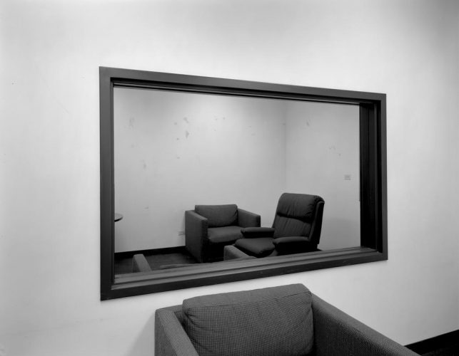 3--LC---Untitled-(Observation-Room-with-two-way-mirror)-1980-1989.-21.5-x-27.5cm