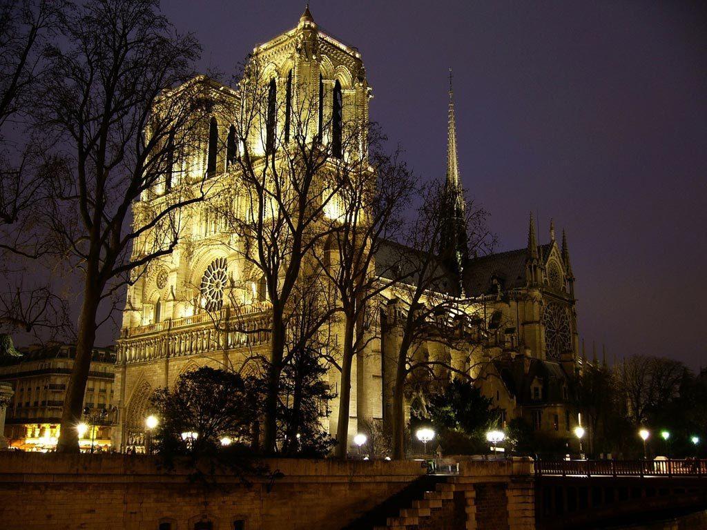 Carte blanche à Anne Morin: Notre-Dame