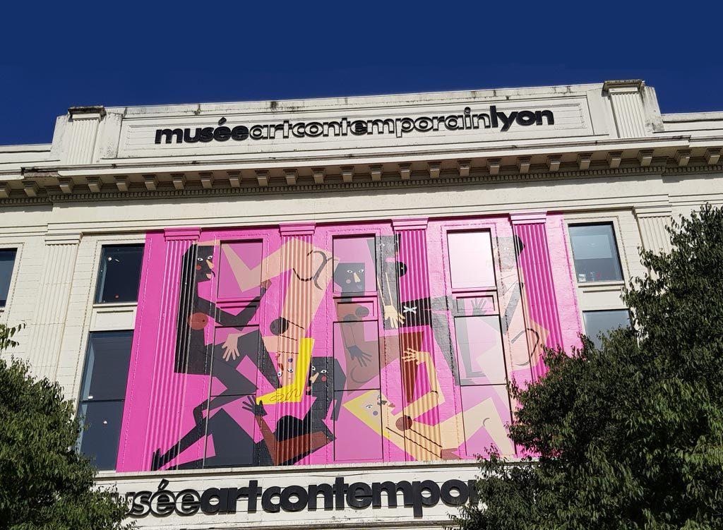 Une Biennale de Lyon qui prend l'eau