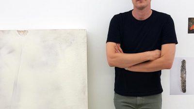 julien Discrit, artiste, co-commissaire Station 16 (Laboratoire espace cerveau) IAC – Biennale de Lyon