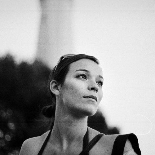 Portrait-Melanie