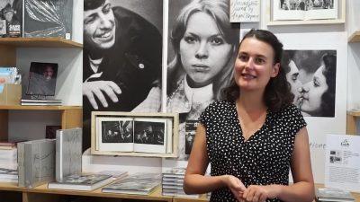 La Comète : L'Interview de Clara Bouveresse <br>Femmes à l'oeuvre, Femmes à l'épreuve