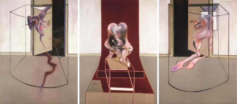 Carte blanche à Anne Clergue: Francis Bacon à Pompidou