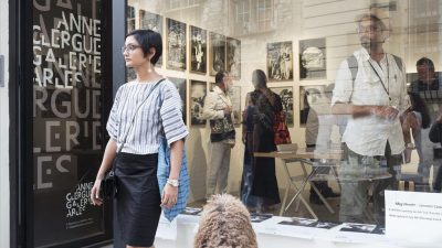 Carte blanche à Anne Clergue : Le jour où j'ai visité ma future galerie