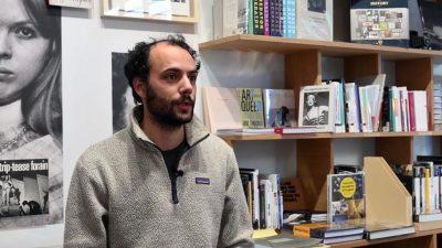 La Comète : Rencontre avec l'éditeur François Santerre