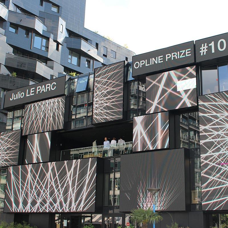 #OPLINE11 lancement Nuit Blanche